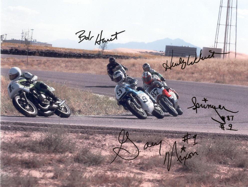 Racing Checkered Flag >> Mojo Kawasaki - Sandia Motor Speedway
